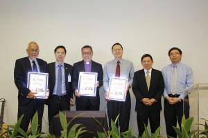 Photo B - ETHOS Launch Group Photo
