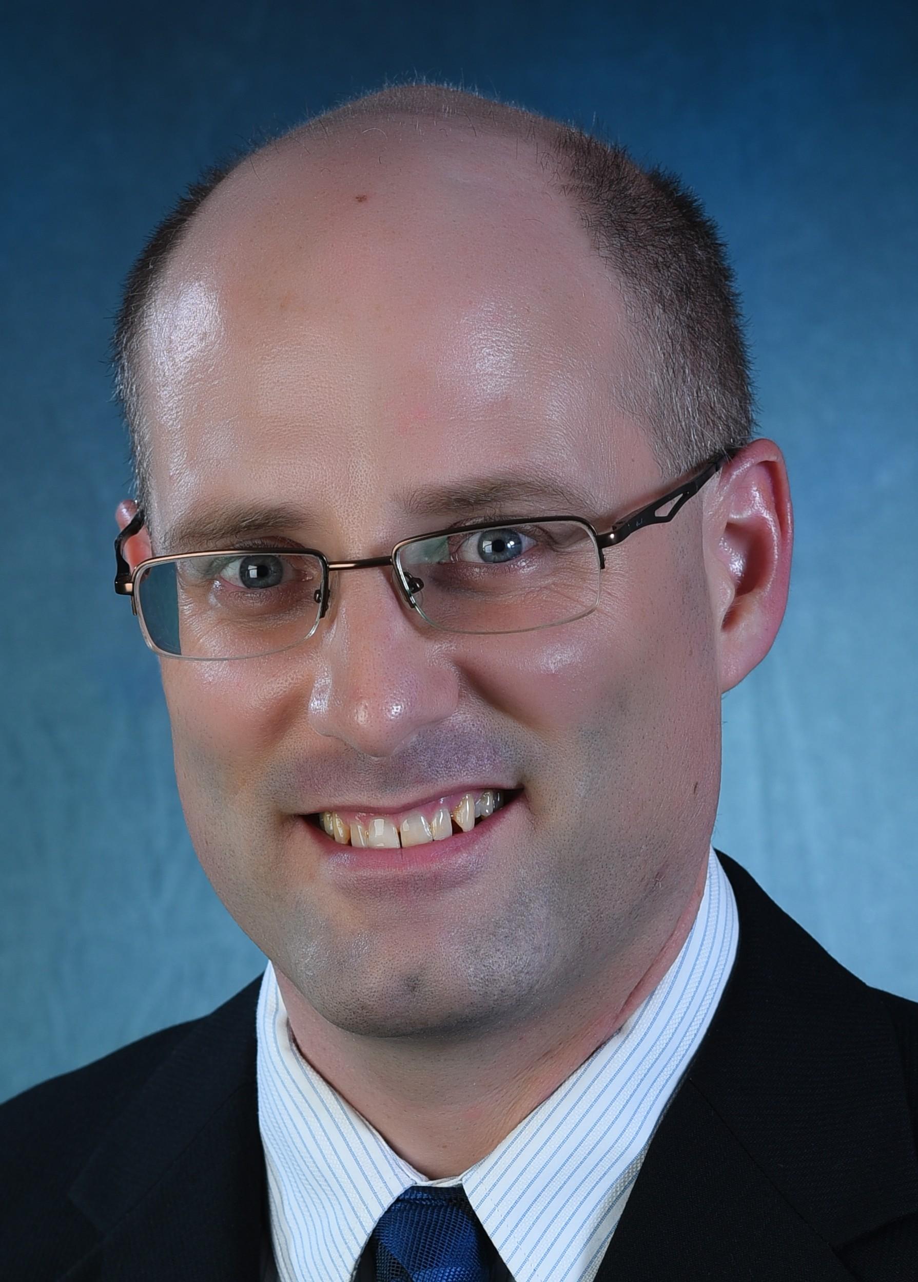 Dr. Brian Thomas- SBC photo, cropped