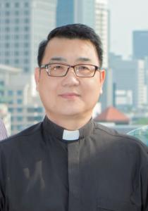 Rev Fr James Yeo